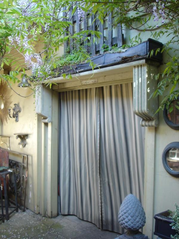 HOBBS courtyard