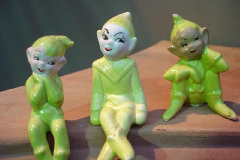 Green Pixies