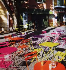 Bistro chairs 2