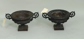 Iron Urns, small
