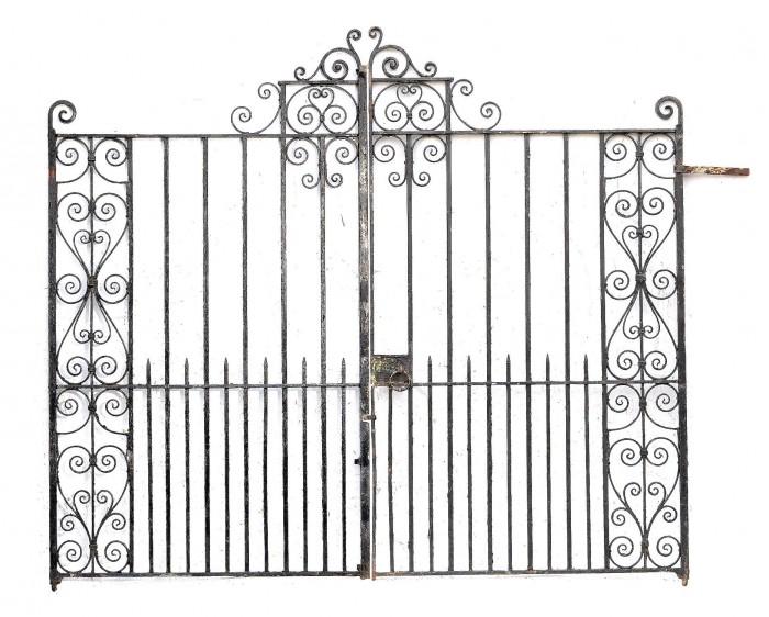 Auction 6-8-16 Gates