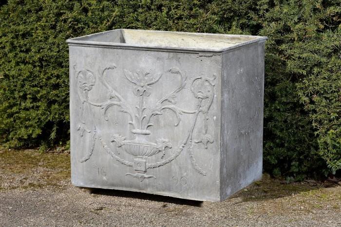 antique cistern