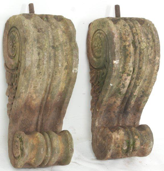 stone corbels