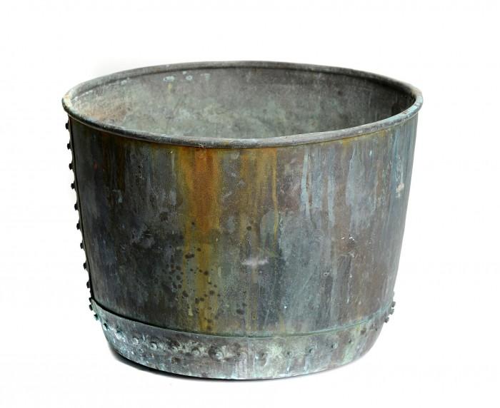 auction 6-16 copper pot